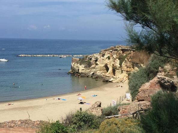 Matrimonio Spiaggia Anzio : Lazio nove bandiere blu entra anzio premiato anche trevignano