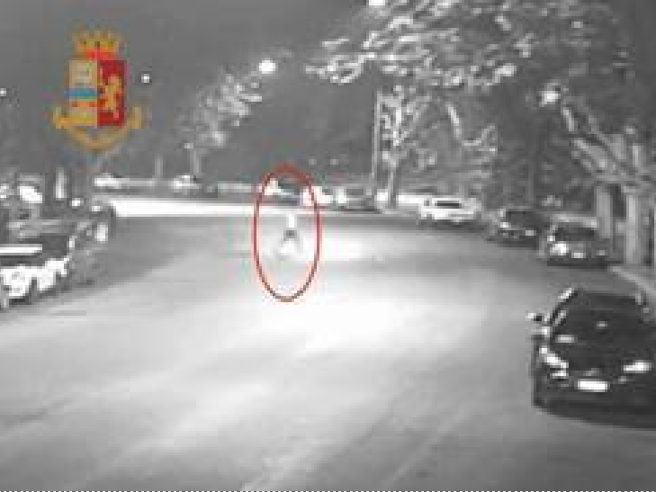 Roma, in un video l'assassinio di Imen: così l'atleta è stata pedinata e ...