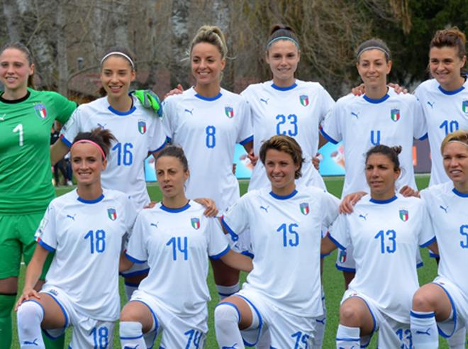 Casellati: «La nazionale di calcio delle donne riscatti lo smacco degli azzurri»Su 7 Il mondiale delle ragazze