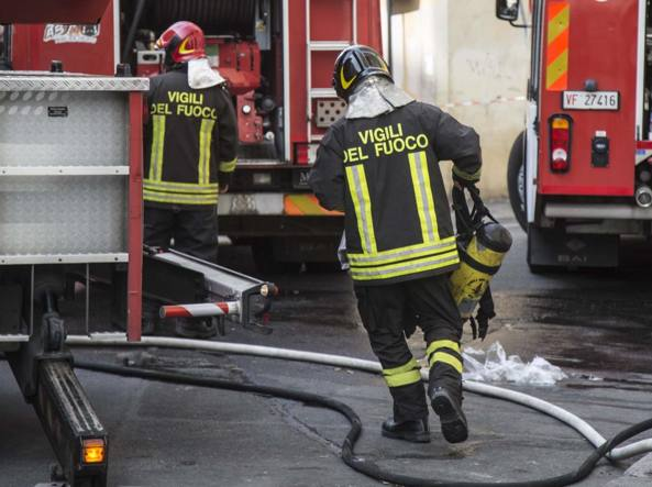 Roma, doloso l'incendio nell'appartamento: fermata una ...