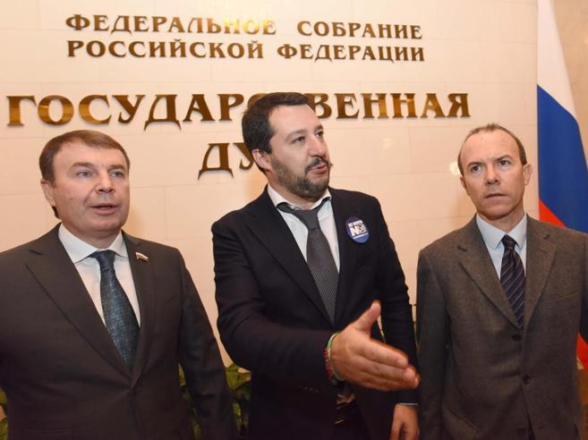 Russia e Lega, le mosse dei pm:controlli su conti e telefoni
