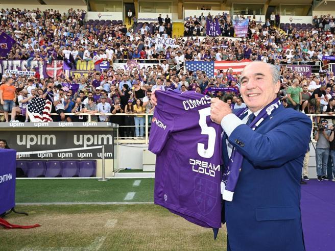 Rocco Commisso |  «Tv |  calcio e fisarmonica  Dalla Calabria così ho conquistato gli Usa»