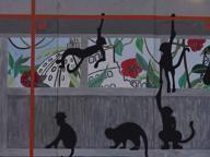 «La giungla urbana»: ecco il murale che mangia lo smog come 25 alberi
