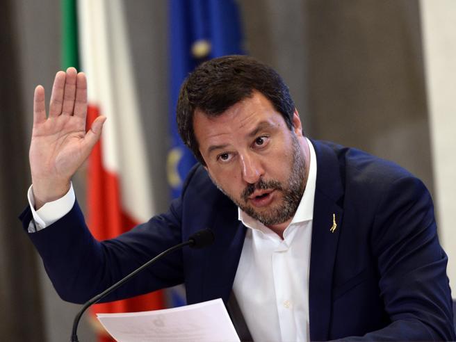Voli di Stato |   Corte dei Conti archivia posizione di Salvini |  'Ma erano illegittimi'