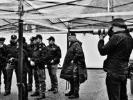 Scatti d'autore: Paolo Pellegrin firma il Calendario della Polizia 2020
