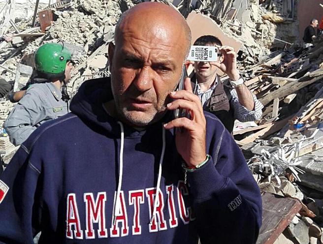 Amatrice, ex sindaco Pirozzi e altri 5 a processo  per il crollo di una palazzina