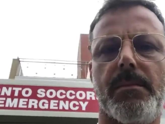 Kiko Nalli, ex Gf, aggredito a Roma: «Io colpito in testa e insultato»