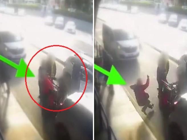 Aggressione tassista Roma: la difesa «Ha danneggiato la mia auto, ho perso la testa»