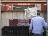 Barberini, l'Ustif non dà l'ok alle scale Rinviata l'apertura della stazione