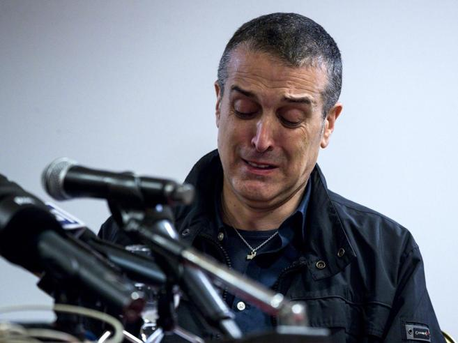 Luca Sacchi, il papà Alfonso a Nastia: eri una figlia, gli h