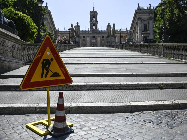 Roma, pubblicato bando del concorso per 1.512 posti in Campidoglio