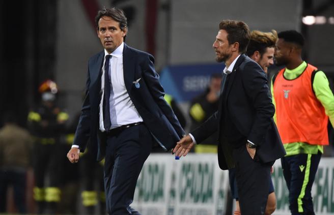 Lazio, tra Inzaghi e Lotito è gelo anche sul rinnovo del contratto
