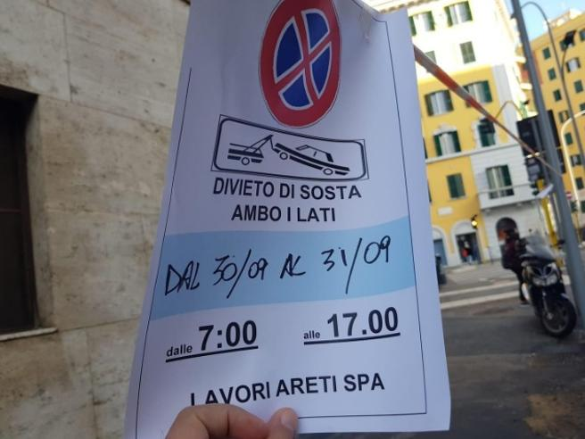 San Giovanni, spunta un divieto di sosta «impossibile»: dal 30 al 31 settembre