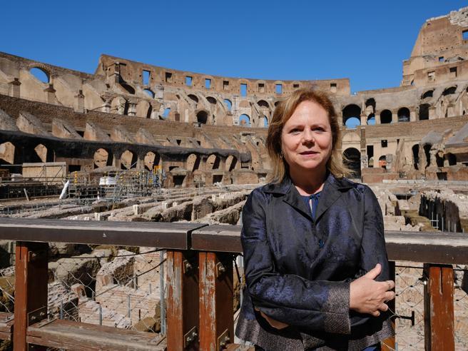 Alfonsina Russo: «Finalmente, è una gioia riaprire al pubblico»