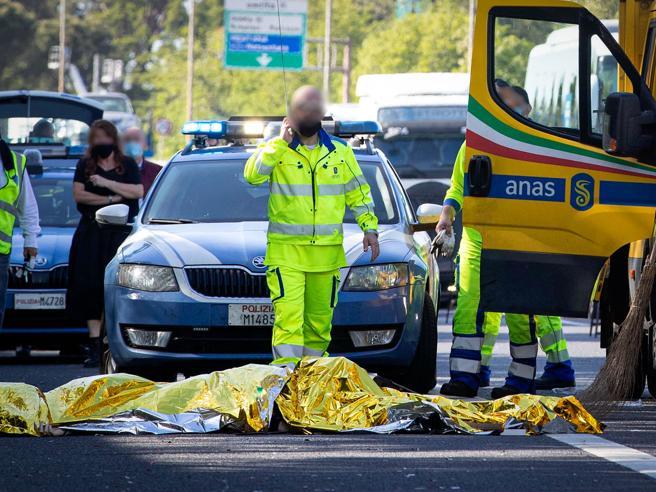 Incidente in moto, morto testimone chiave dell'omicidio di Luca Sacchi