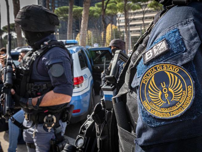 G20 a Roma,  5 mila agenti di rinforzo e no fly zone. Centro blindato, all'Eur l'area «rossa»: le strade chiuse