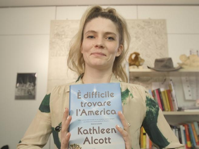 Kathleen Alcott debutta in Italia e presenta «È difficile trovare l'America»