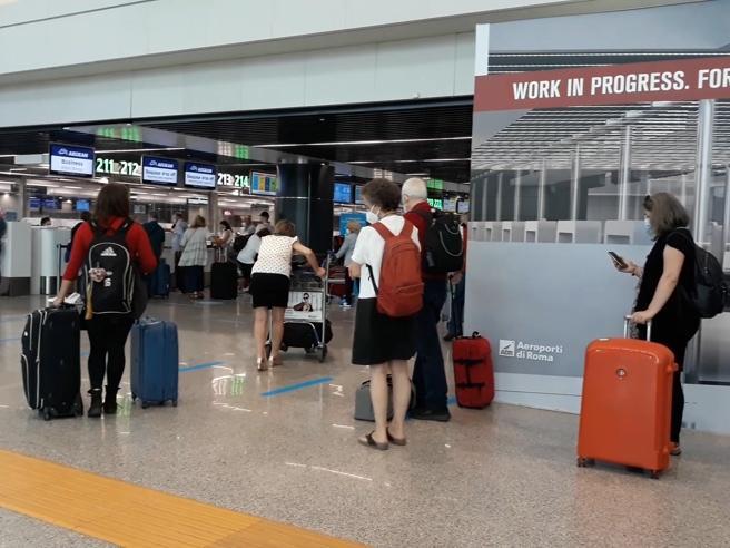 Turismo, a Fiumicino primo weekend di luglio con grande  afflusso di passeggeri