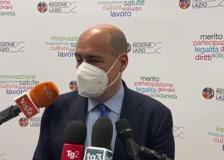 Vaccini Lazio, Zingaretti: «Sono del 1965, mi vaccino sabato con AstraZeneca»