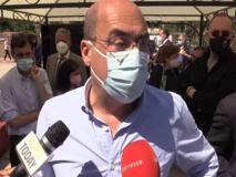 Roma, Zingaretti: «Gualtieri è una candidatura forte e credibile»