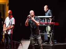 Almamegretta, il live nella cavea dell'Auditorium: «Si può fare»