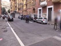 Allarme bomba a Roma, ordigno sull'auto del responsabile dei parchi di Roma