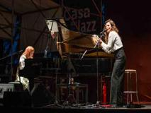 Rita Marcotulli e Chiara Civello insieme in concerto alla Casa del Jazz