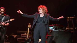 Fiorella Mannoia all'Auditorium: col Covid ci siamo scoperti «Padroni di niente»