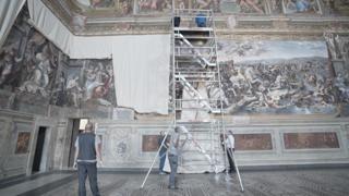 Colazione ai Musei Vaticani, un clic per vivere l'arte (anche di prima mattina)