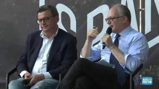 Candidati sindaco a Roma: scintille tra Gualtieri e Calenda. E Michetti se ne va: «La rissa no»