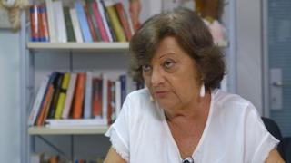 Simonetta Matone: «L'amministrazione uscente ha fatto il nulla elevato all'ennesima potenza»