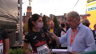 Maratona Roma, Raggi corre il primo chilometro: «Avevamo bisogno di ritrovarci»