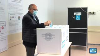 Ballottaggio a Roma, Gualtieri vota nel seggio a Monteverde
