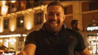 Conor McGregor, il blob delle sue vacanze romane