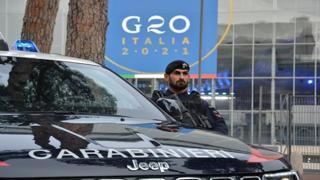 L'Eur zona rossa per il G20, l'area già presidiata dai Carabinieri