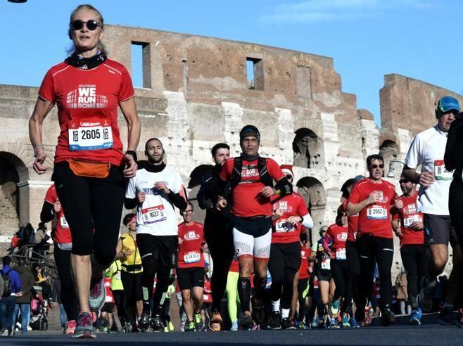 Alla corsa di San Silvestro a Roma anche gli arbitri di ...